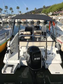 Boat rental Antibes cheap Flyer 6.6 SUNdeck