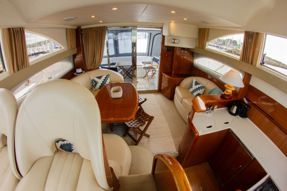 Princess 45 Fly between personal and professional Paimpol
