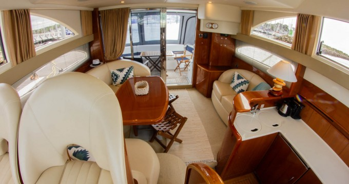 Hire Motorboat with or without skipper Princess Paimpol