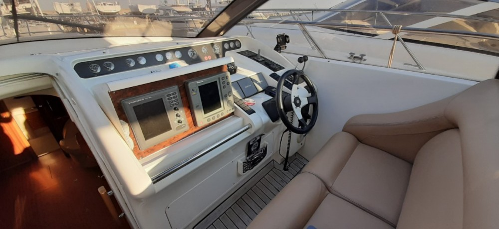 Hire Motorboat with or without skipper Princess Fréjus