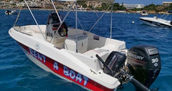 Rental Motorboat in Agia Pelagia - Compass Compass 150 CC