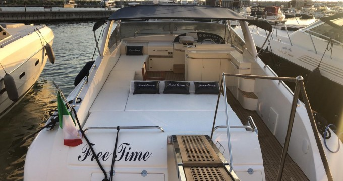 Rental Motorboat in Castellammare di Stabia - Airon 47
