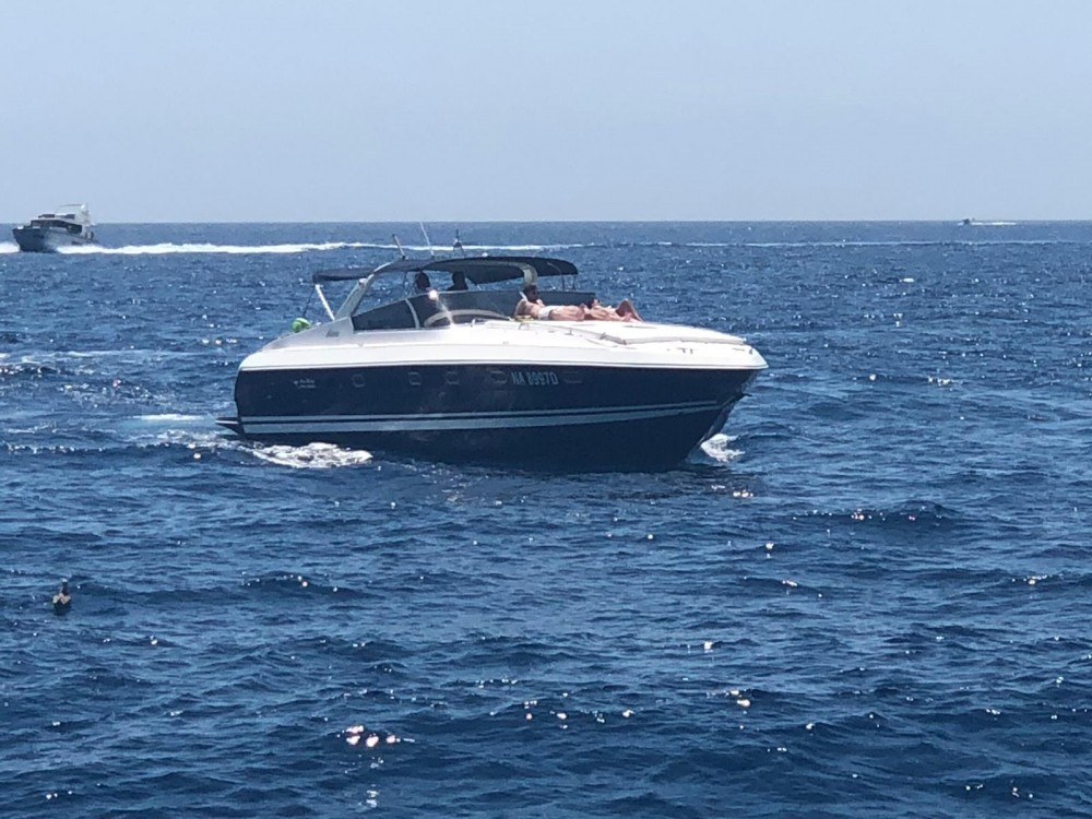 Motorboat for rent Castellammare di Stabia at the best price