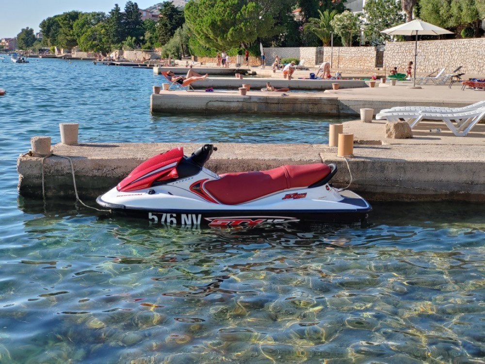 Boat rental Stara Novalja cheap stx-15f