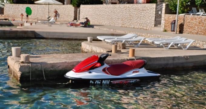 Boat rental Stara Novalja cheap STX 15F