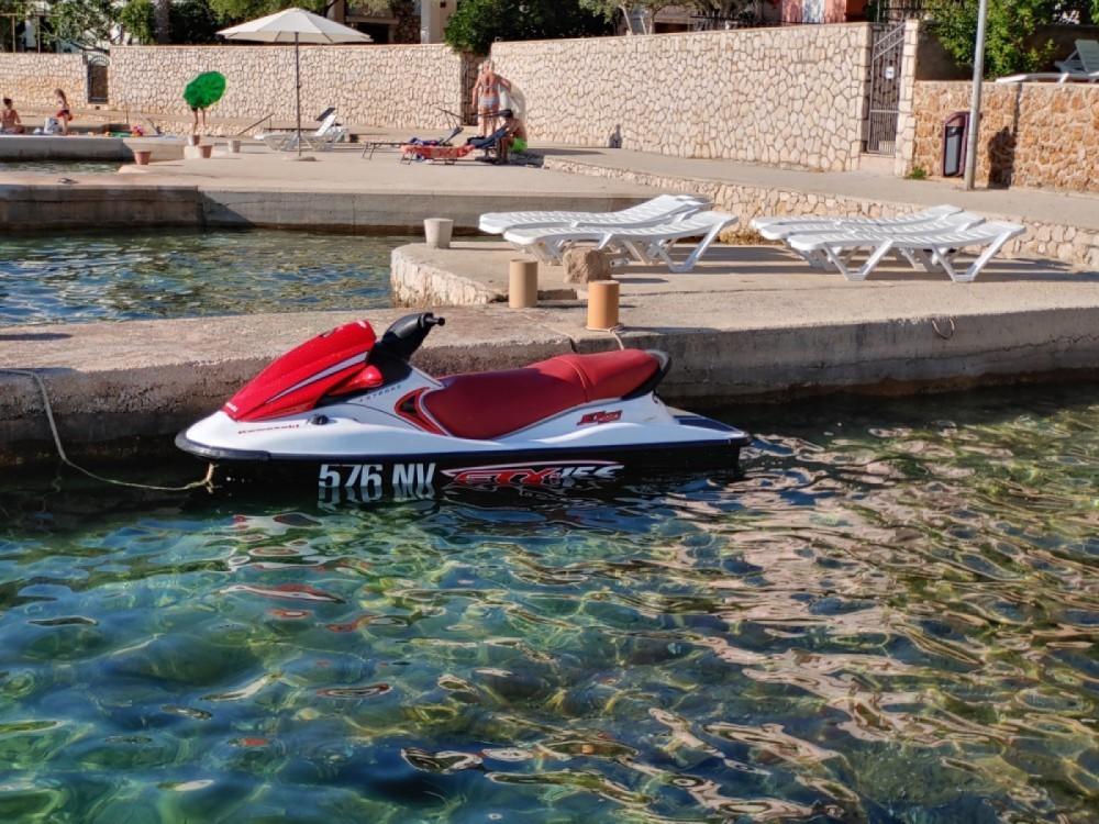 Hire Jet Ski with or without skipper Kawasaki Stara Novalja