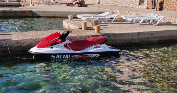 Jet Ski for rent Stara Novalja at the best price