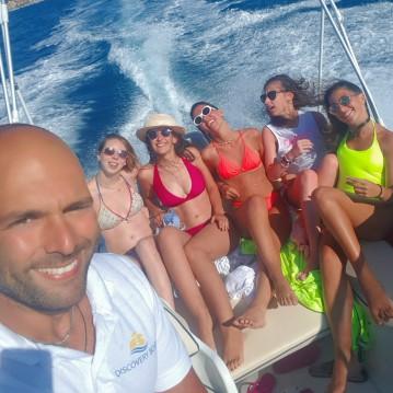 Rental Motorboat in La Spezia - Saver 590 CABIN