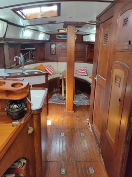 Boat rental CHEOY LEE 41 in el Masnou on Samboat
