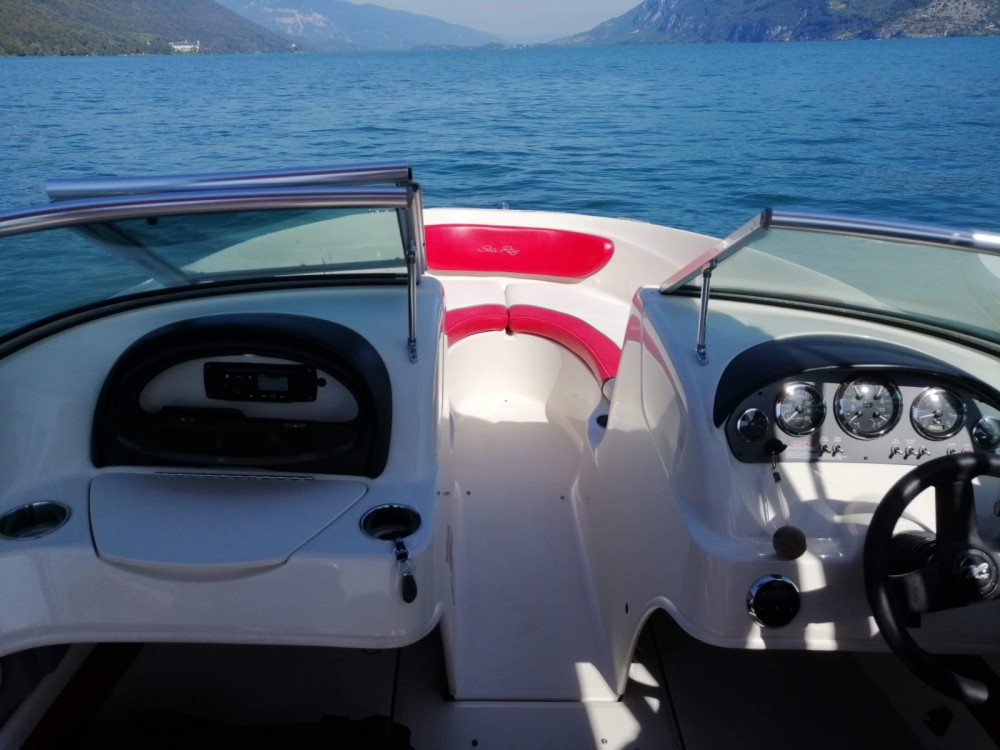 Sea Ray Sea Ray 205 Sport between personal and professional Aix-les-Bains