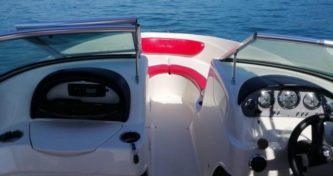 Rental yacht Aix-les-Bains - Sea Ray Sea Ray 205 Sport on SamBoat
