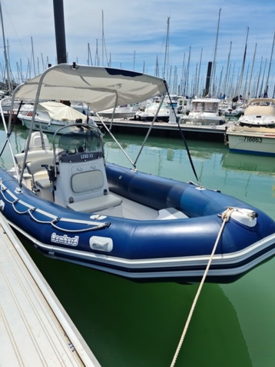 Boat rental La Rochelle cheap Explorer 640 SB Bleu