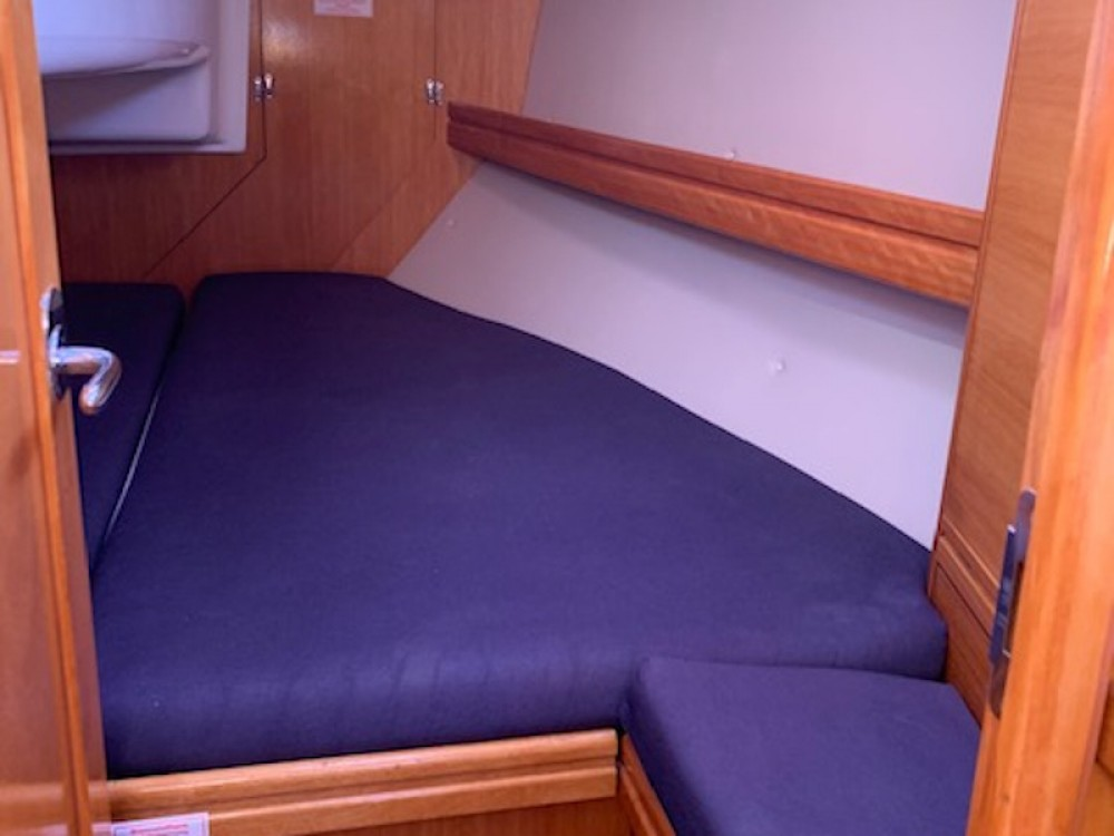 Sailboat for rent Preveza at the best price