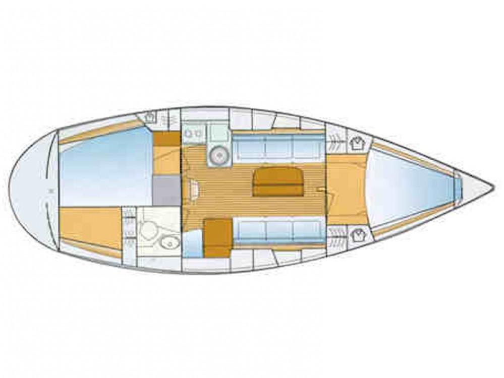Rent a Bavaria Bavaria 34 Cruiser Preveza
