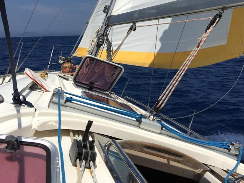 Rental yacht Preveza - Bavaria Bavaria 34 Cruiser on SamBoat