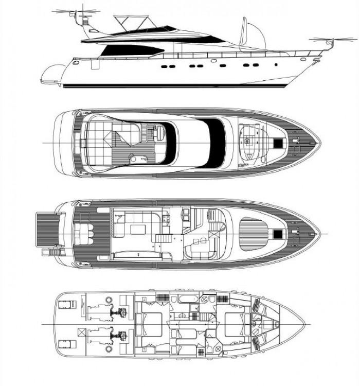 Rental Yacht in Novigrad - Maiora Maiora 20S