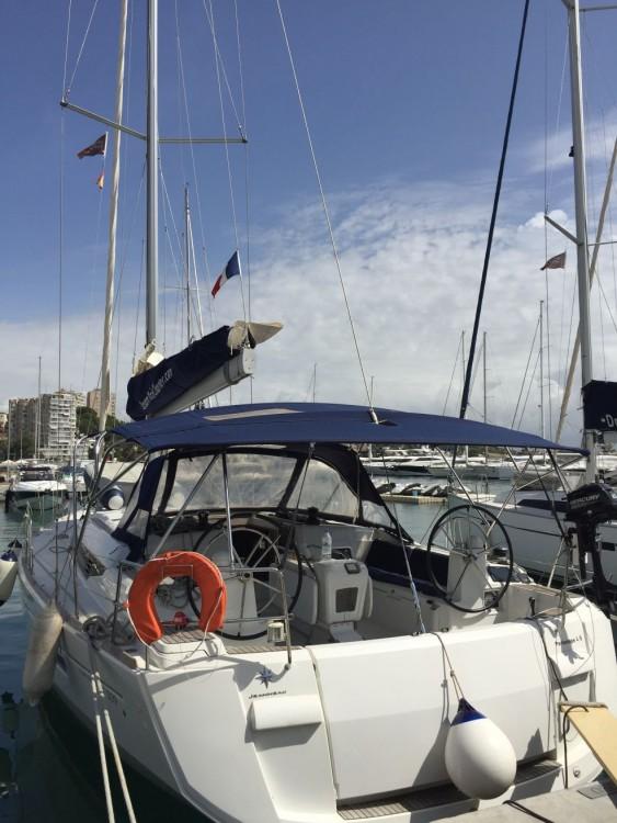 Rental yacht Saint-Mandrier-sur-Mer - Jeanneau Sun Odyssey 509 on SamBoat