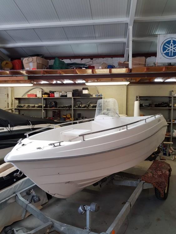 Boat rental Biscarrosse cheap Open