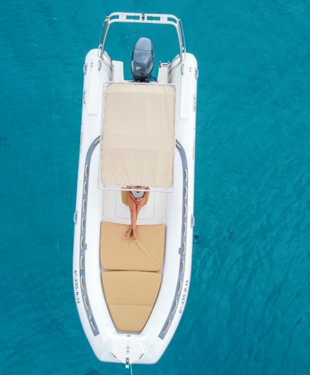 Rental RIB in Ibiza - Bwa sixone