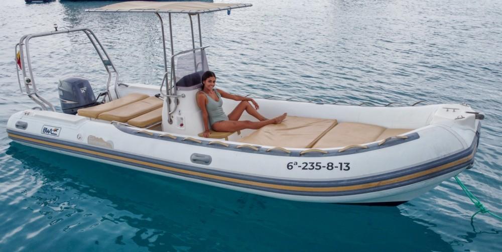 Boat rental Bwa sixone in Ibiza on Samboat