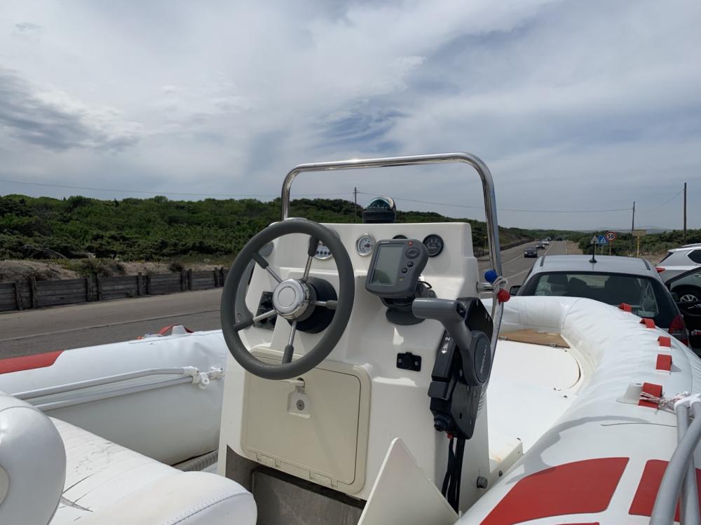 Boat rental San Felice Circeo cheap Arimar 500 Pioner