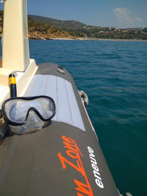 Rental yacht San Roque - Cobra Hybrid 5,80 on SamBoat