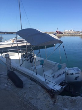 Sessa Marine Key Largo 19 between personal and professional Ajaccio