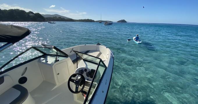 Hire Motorboat with or without skipper Bayliner La Londe-les-Maures