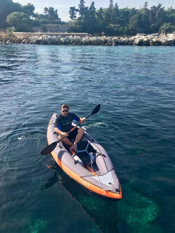 Rental yacht Cannes - Bénéteau Oceanis 390 on SamBoat
