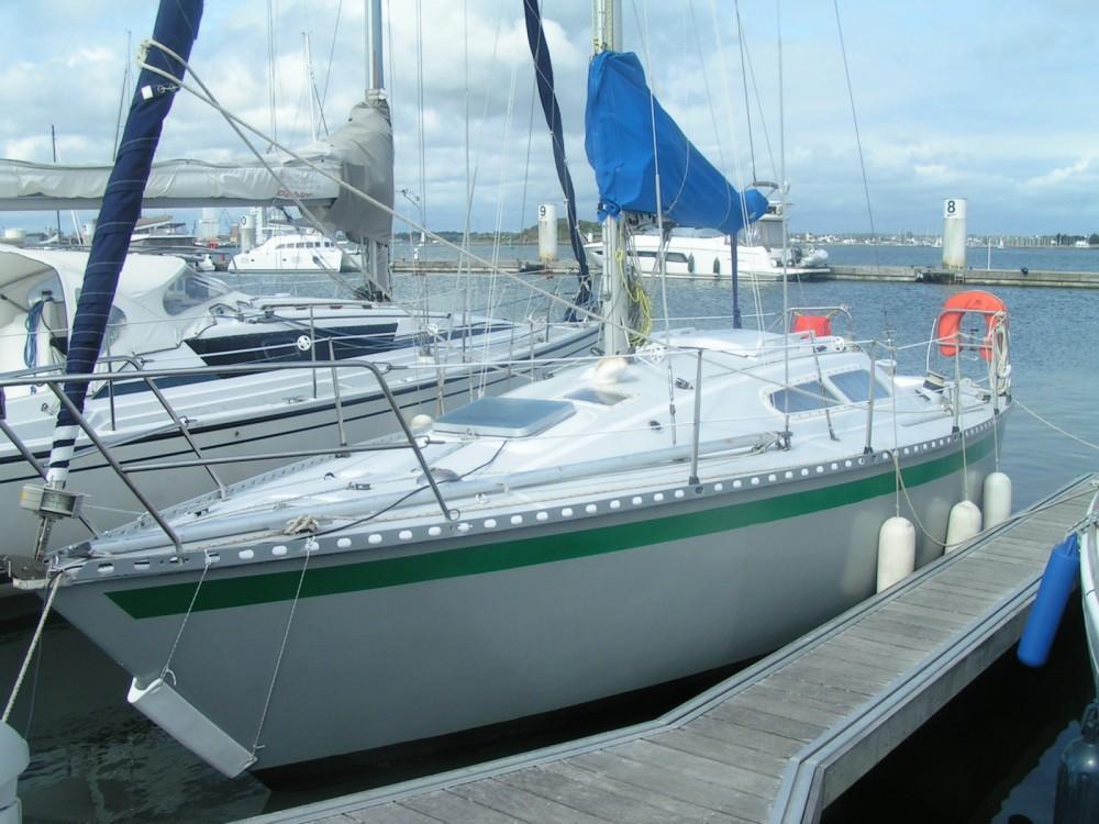 Rental Sailboat in Larmor-Plage - Kelt Kelt 800