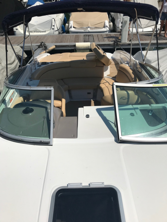 Motorboat for rent Vevey at the best price