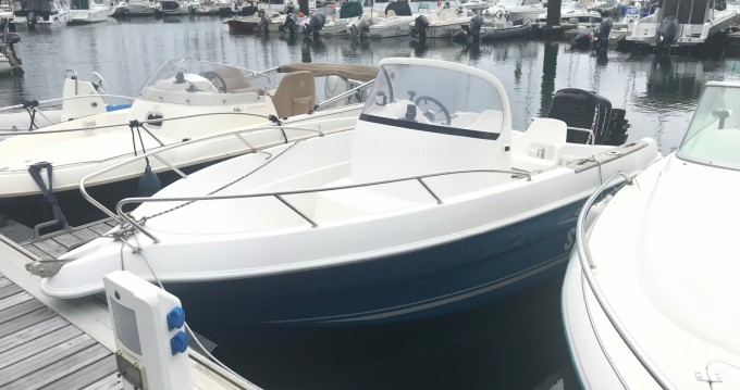 Quicksilver Quicksilver 550 Commander between personal and professional La Forêt-Fouesnant