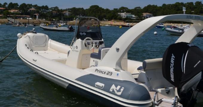 Rental yacht La Grande-Motte - Nuova Jolly Prince 23 on SamBoat