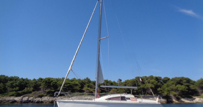 Jeanneau Sun Way 25 between personal and professional Golfe-Juan