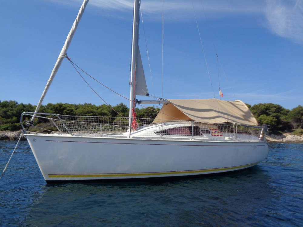 Hire Sailboat with or without skipper Jeanneau Vallauris