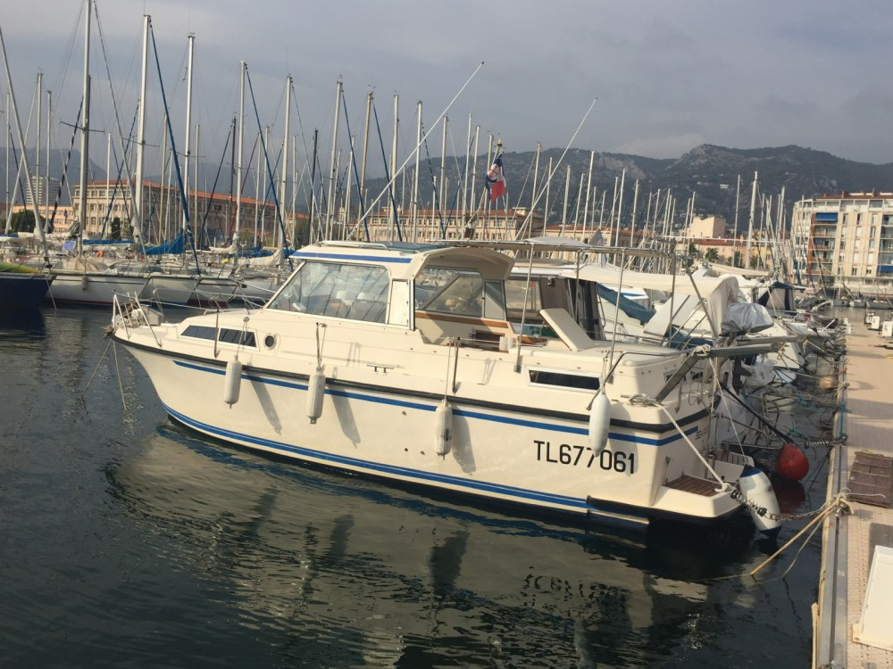 Rent a Nimbus 2600 Toulon