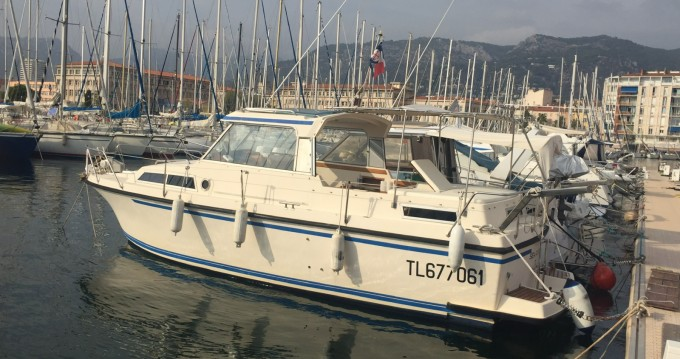 Nimbus 2600 between personal and professional Toulon