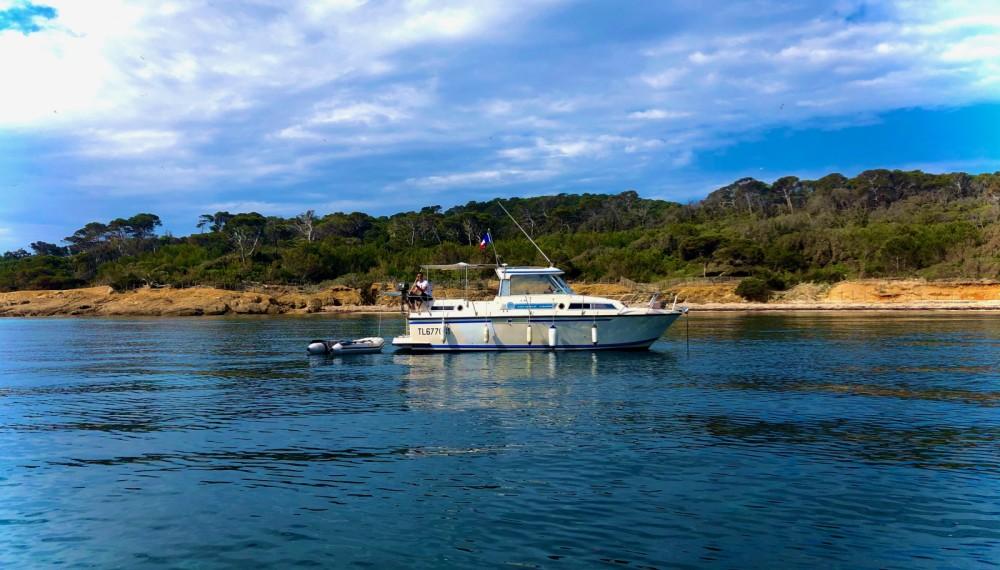 Rental Motorboat in Toulon - Nimbus 2600