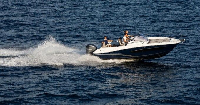Rental yacht La Trinité-sur-Mer - Jeanneau Cap Camarat 7.5 WA on SamBoat