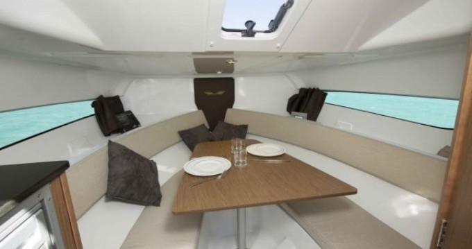 Boat rental La Trinité-sur-Mer cheap Flyer 7.7 SUNdeck
