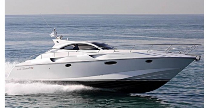 Boat rental Cannes cheap 45