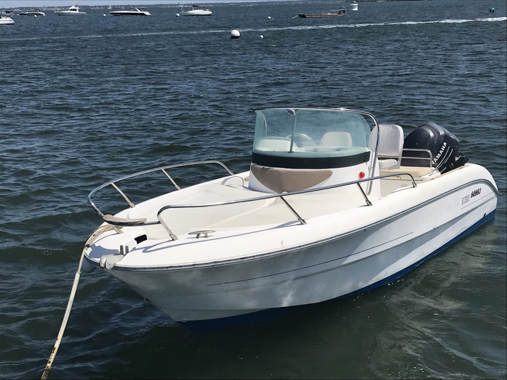 Hire Motorboat with or without skipper Sessa Marine Lège-Cap-Ferret