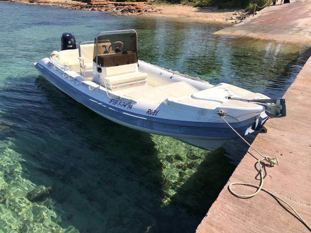 Rental yacht Ibiza - Gommonautica G65 on SamBoat