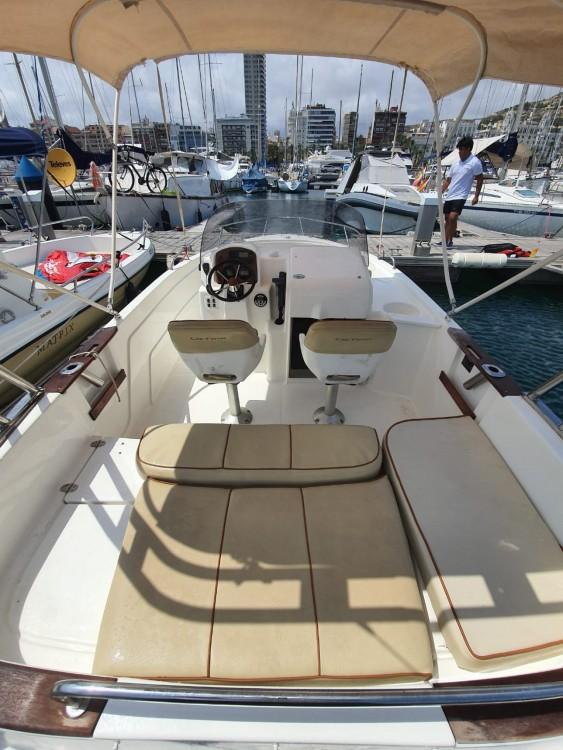Rental yacht Alicante - B2 Marine Cap Ferret 652 Day Cruiser on SamBoat