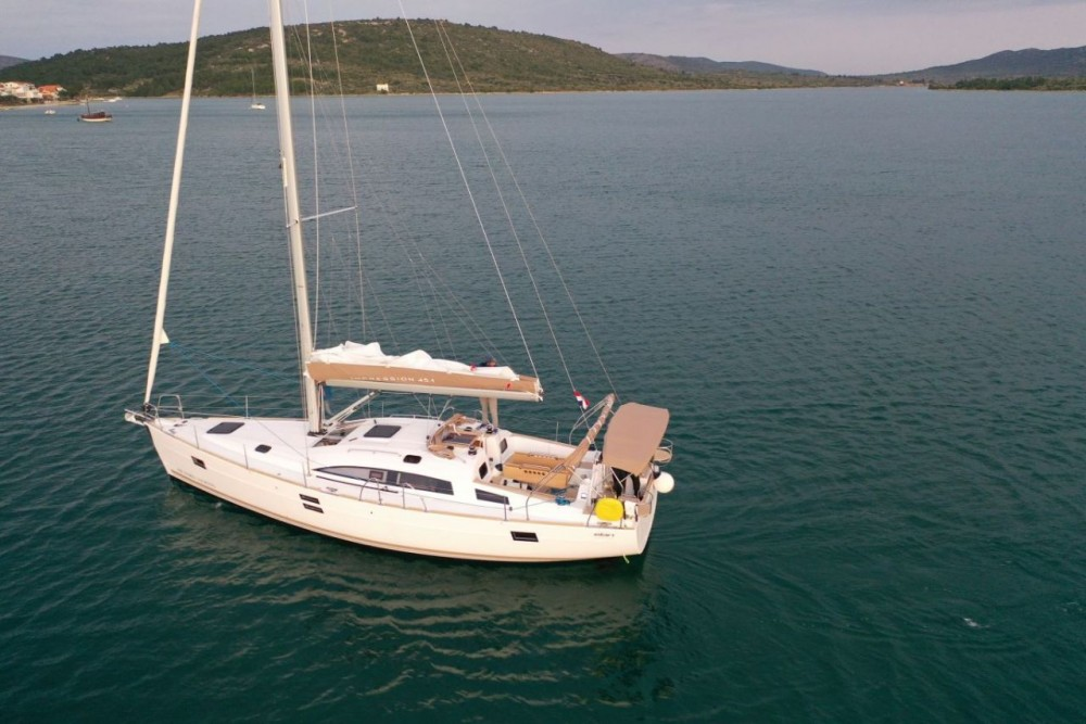 Boat rental Elan Elan Impression 45.1 in Pirovac on Samboat