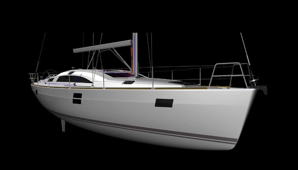 Rental Sailboat in Pirovac - Elan Elan Impression 45.1