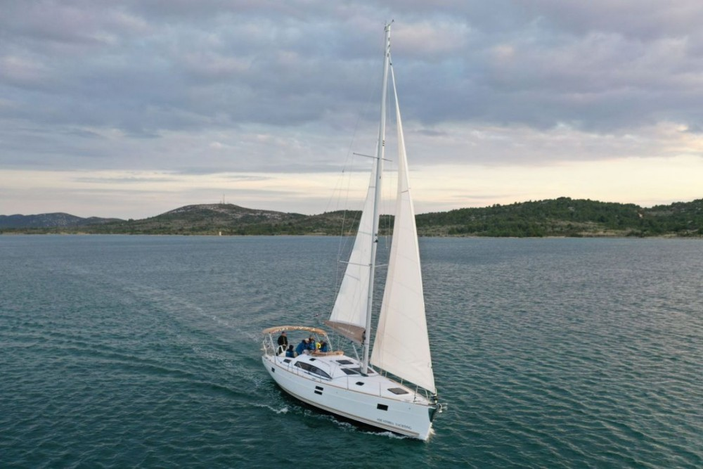 Rental yacht Pirovac - Elan Elan Impression 45.1 on SamBoat