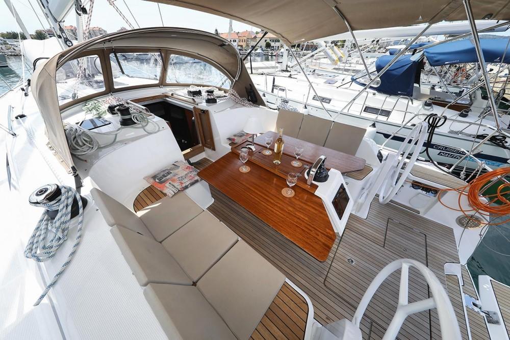 Boat rental Croatia cheap Bavaria Cruiser 46 Style - 4 cab.