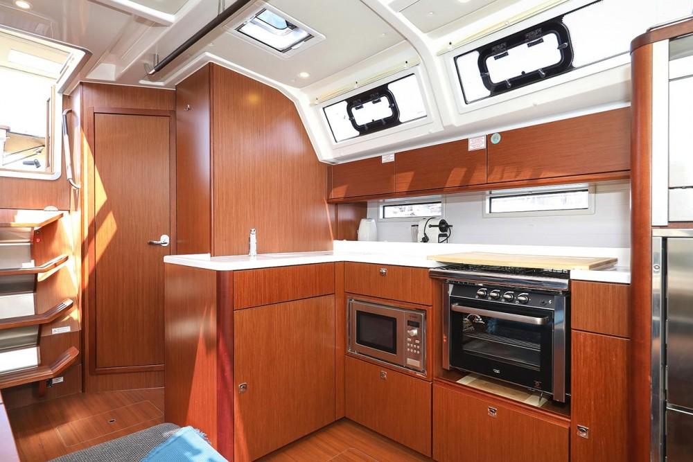 Boat rental Bavaria Bavaria Cruiser 46 Style - 4 cab. in Croatia on Samboat