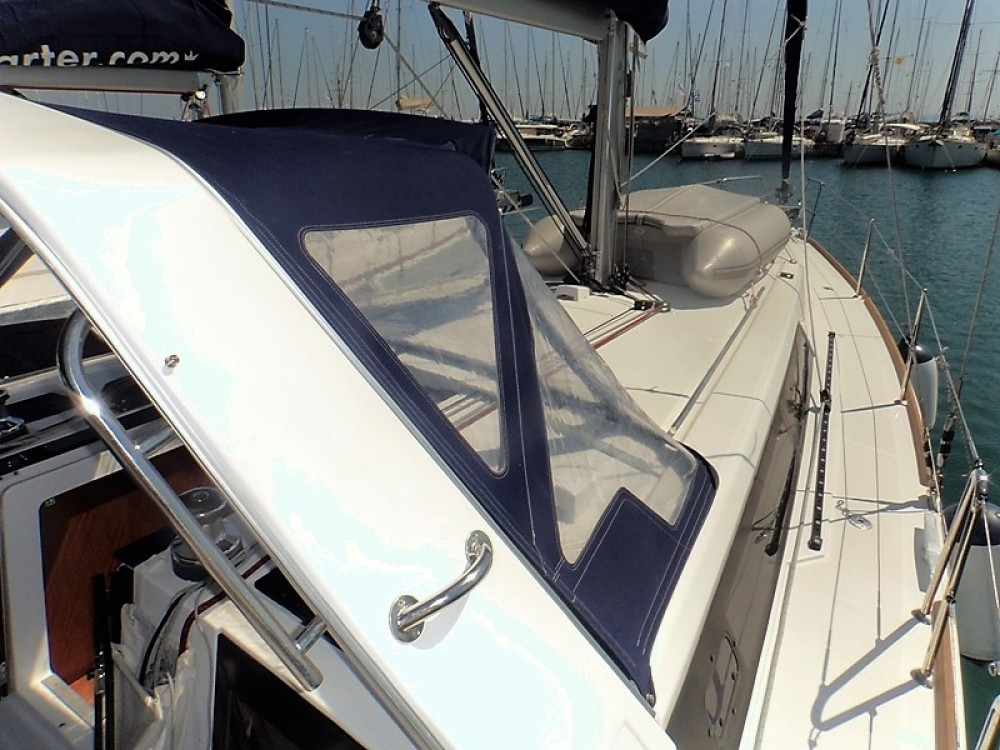 Rental Sailboat in Athens - Bénéteau Oceanis 41
